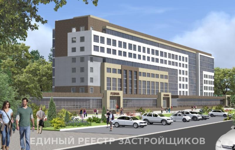 ЖК По ул. Губкина