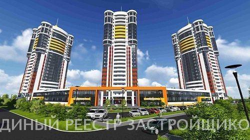 ЖК Ново-Патрушево
