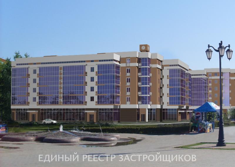 ЖК Дом по ул. Кремлёвская