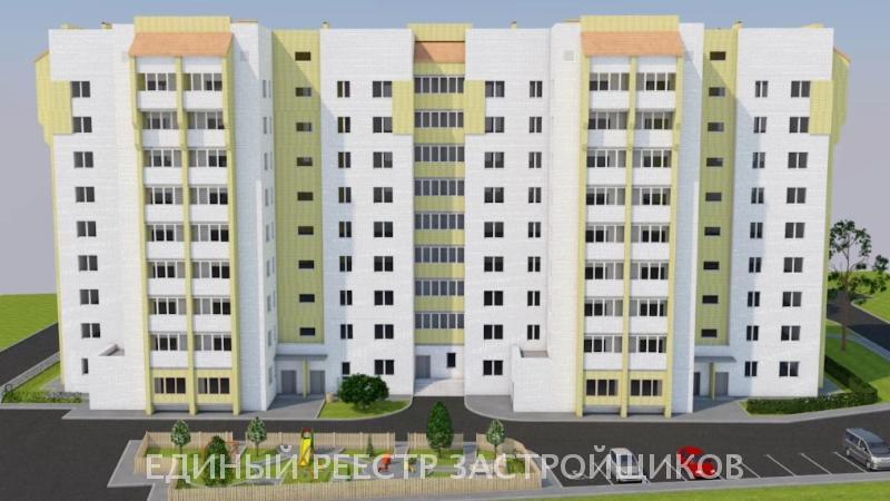 ЖК Дом по ул. Набережная р. Царева