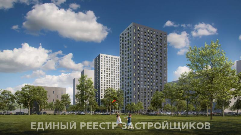 ЖК Озёрный парк
