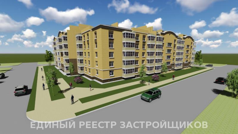 ЖК По ш.Архонское