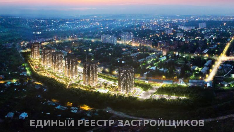 ЖК СМАРТ квартал на Сурикова