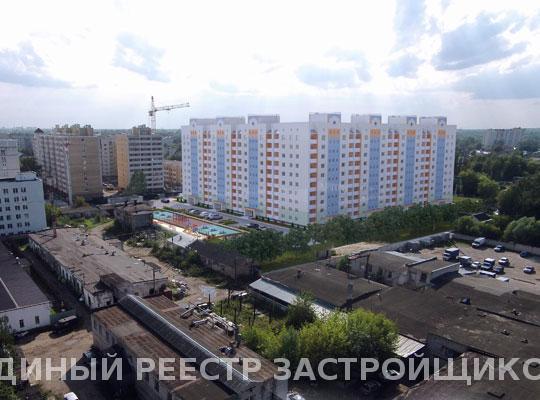 ЖК По ул. З.Коноплянниковой