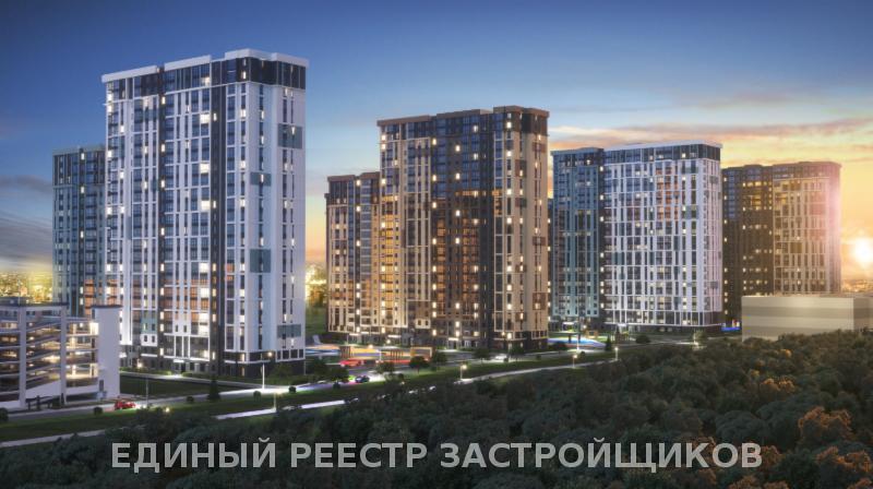 ЖК СМАРТ квартал Центральный