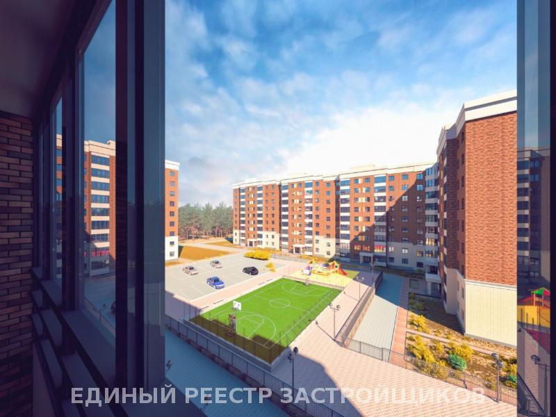 ЖК Солнечный город-2
