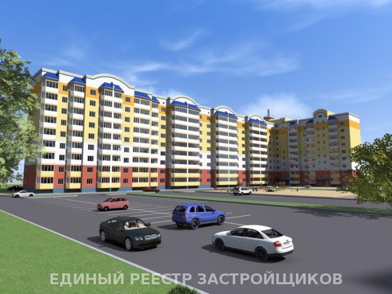 ЖК По ул. Бурова
