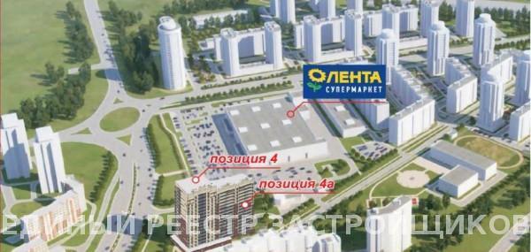 ЖК Дом по ул. Тракторостроителей