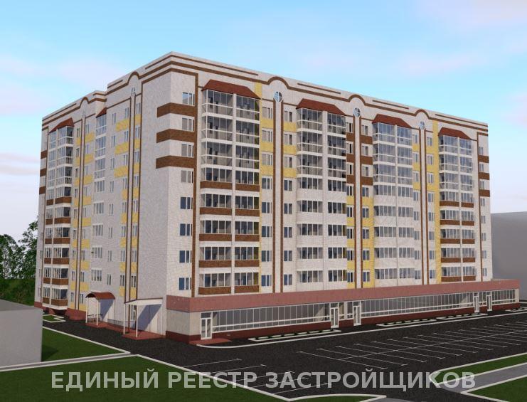ЖК Дом по ул. Пролетарская