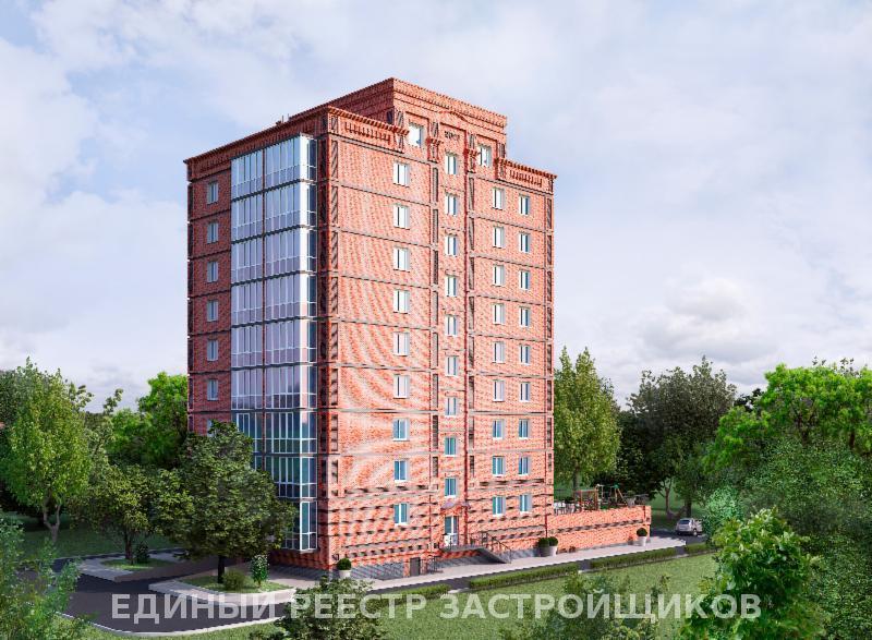 ЖК Дом по ул. Камская