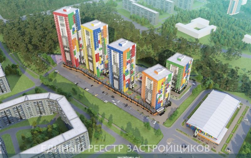 ЖК MatrЁshka city