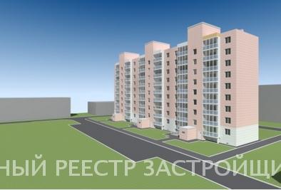 ЖК Дом по ул. Юрия Смирнова