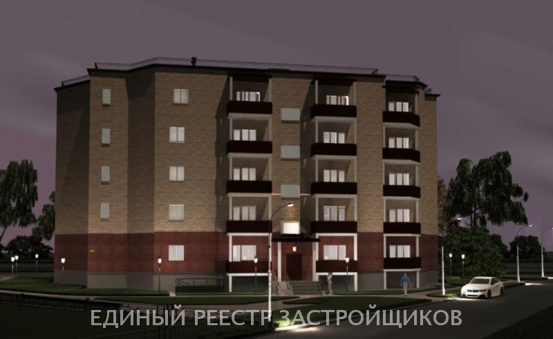ЖК Дом по ул. Гдовская, 25