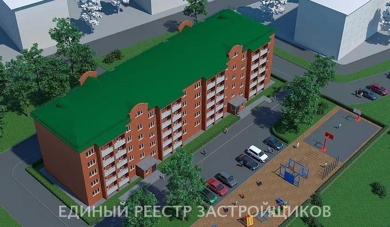 ЖК Дом по ул. 3-я Любинская