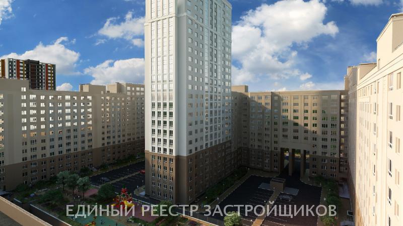 ЖК Москва Градъ