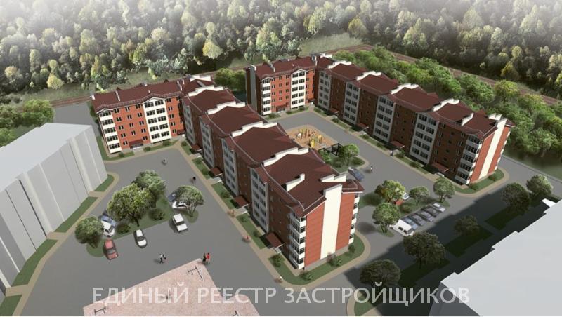ЖК По ул. Гагкаева