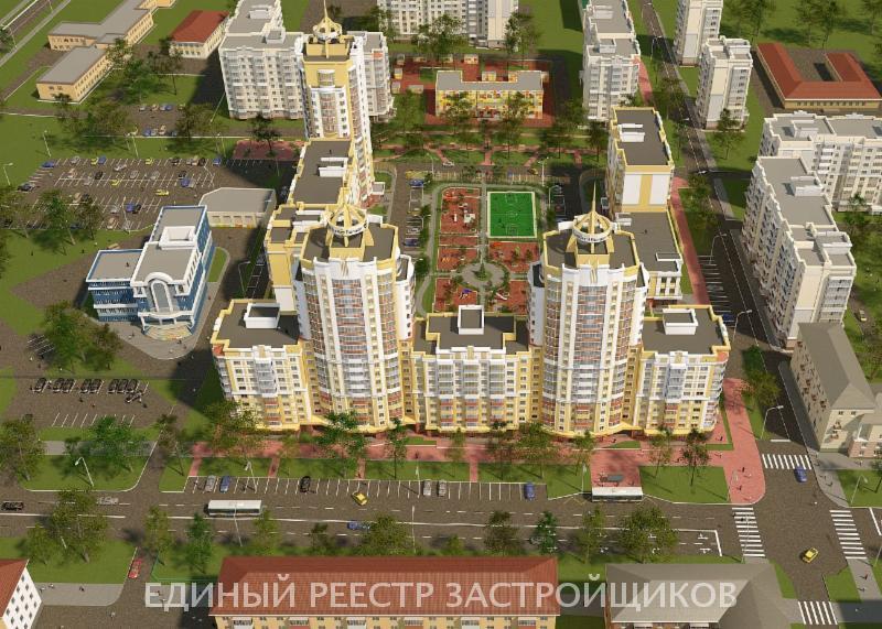 ЖК Квартал по ул. Васенко