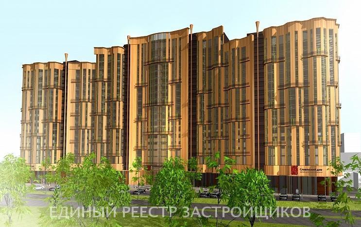 ЖК Шереметевская миля