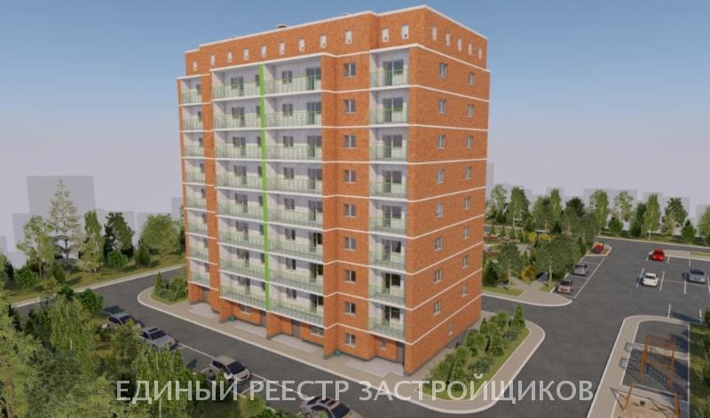 ЖК Огни города (ул. Специалистов)