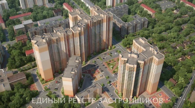 ЖК Ильинский-3
