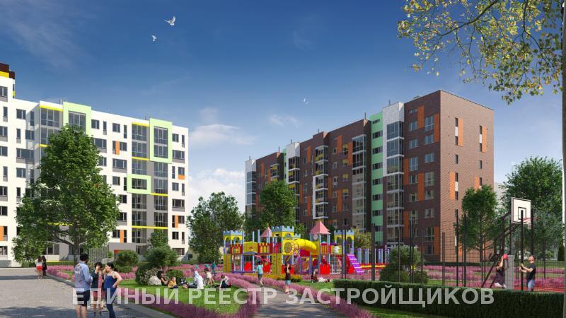 ЖК Город рассветов
