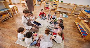 Как устроить ребенка в детский сад без регистрации
